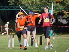 Bogenlauf der Damen 2012